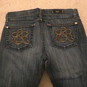 Women's Rock & Republic jeans size 28